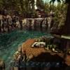 【PS4】[アークサバイバルエボルブド]建築日記~ツリーハウスで自給自足のロハスな