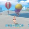 [きみのまち ポルティア]南ブロックと熱気球公園を開発!~プレイ日記13~